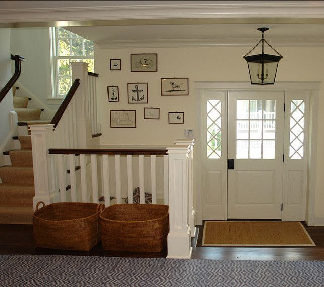 387 Best Images About Country Cottage Entrance Hall: 216 Best STAIRSWAYS & ENTRIES Images On Pinterest