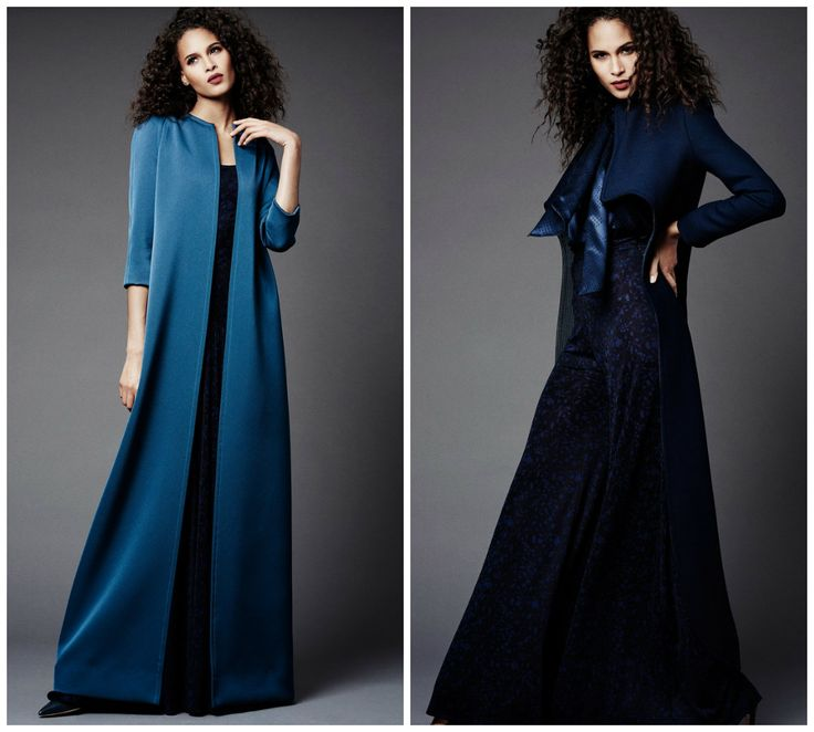 Kleid Trends Damenmantel Modetrends Herbst Winter 2015 2016