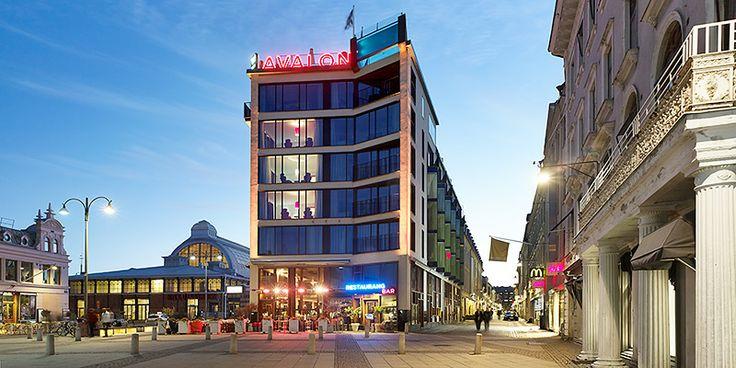 Hotel Avalon in Gothenburg, Sweden | Semrén & Månsson