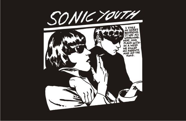 sonic youth logo vector - Buscar con Google