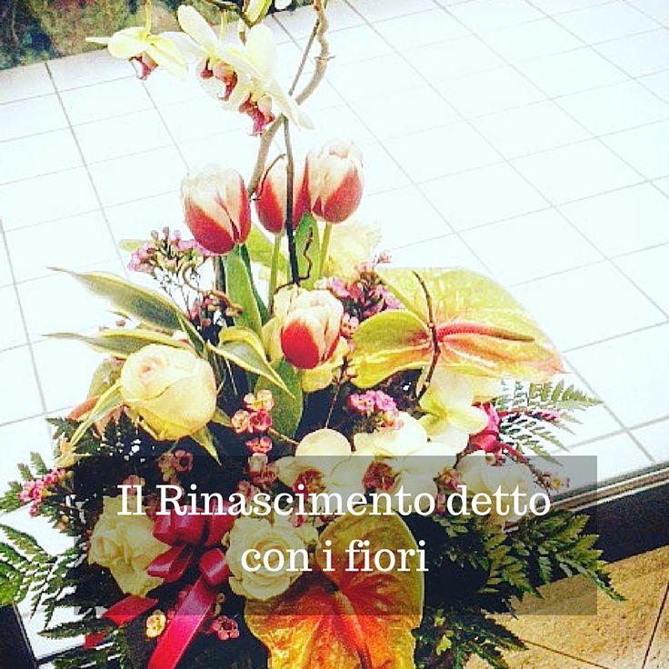 Il Rinascimento detto con i fiori, noi in questo post dedicheremo uno spazio a questo periodo storico che ha rivoluzionato l'Italia abbinando ad alcuni dei più celebri artisti dell'epoca delle composizioni floreali create e acquistabili sul sito www.fioreriasarmeola.com