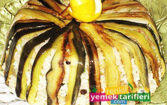 Patlıcanlı Pilav Tarifi patlıcanlı pilav tarifi,pilav tarifleri,баклажаны рецепт риса,Auberginen Reis Rezept,eggplant rice recipe http://renkliyemektarifleri.com/patlicanli-pilav-tarifi