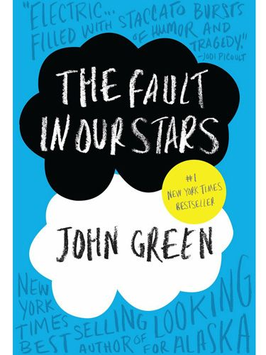 "Why you should read ""The Fault in Our Stars"" by John Green before you see the movie. #books"