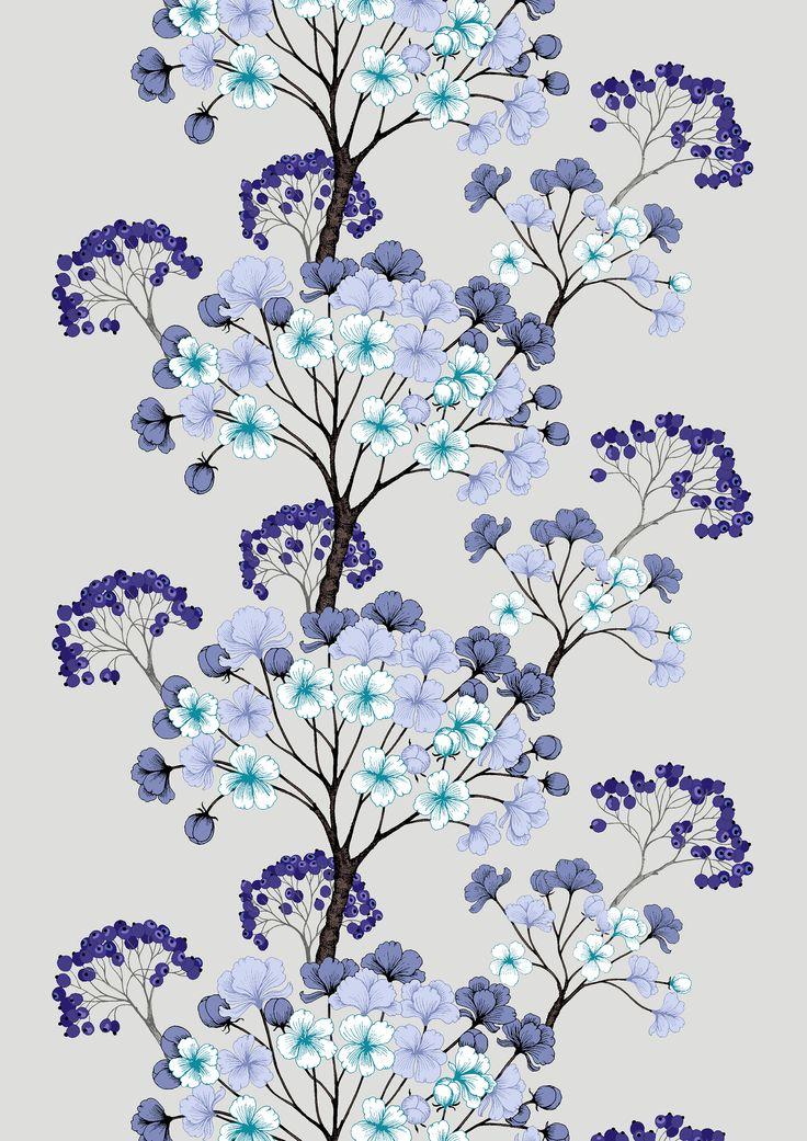 Pihla (blue) - By Tanja Orsjoki
