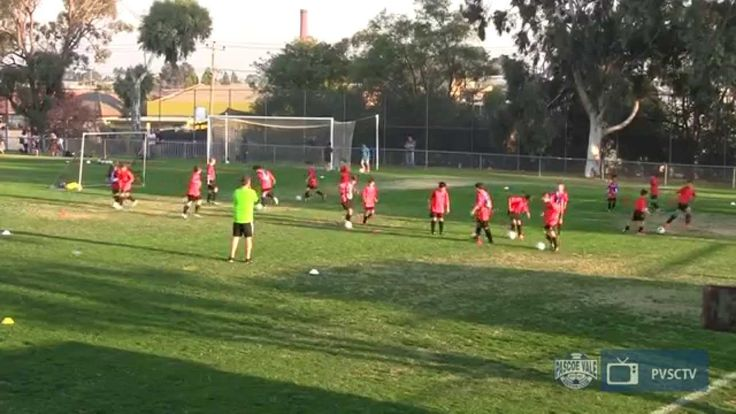 PVSCTV | Training With Your City | Melbourne City FC