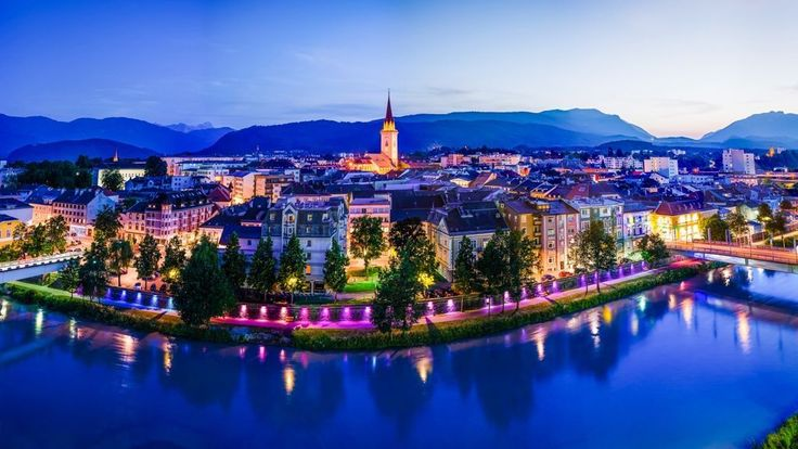 Villach, Austria As per Yoni's suggestion.