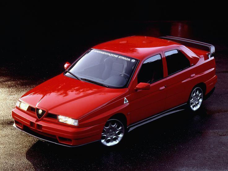 Alfa Romeo 155 TI-Z