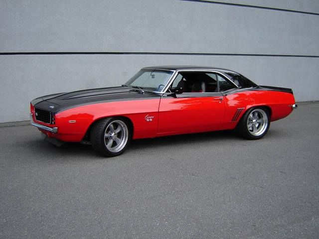 51 Best Images About 1967 69 Chevrolet Camaro On Pinterest