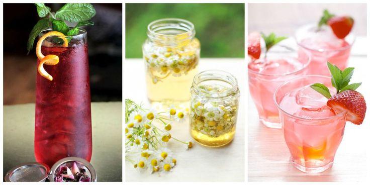13 Boozy Iced Tea Recipes To Sip This Summer  - Delish.com