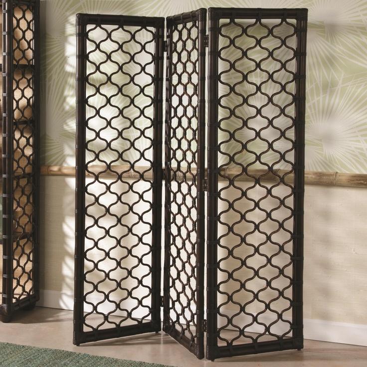 boracay room divider screen by hammary