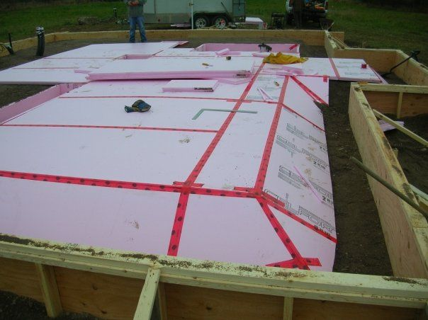 Images of insulated monolithic foundations yahoo search for House slab foundation