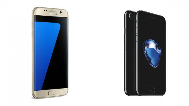 #iPhone 7 vs #Samsung Galaxy S7: Which is the best #smartphone to buy in 2016 http://klou.tt/12pbu7ra9sje9