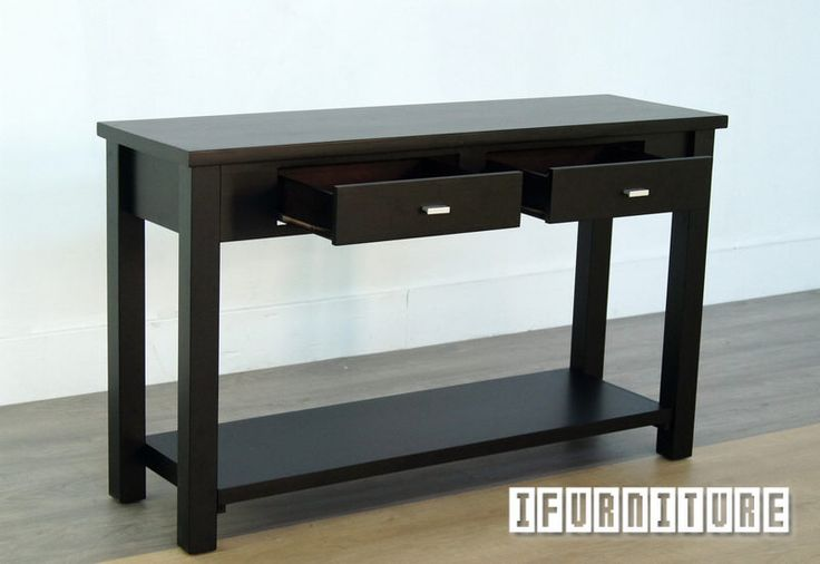 BELLILA/AURORA Hall Table *Dark Color , Living Room, NZ's Largest Furniture Range with Guaranteed Lowest Prices: Bedroom Furniture, Sofa, Couch, Lounge suite, Dining Table and Chairs, Office, Commercial & Hospitality Furniturte