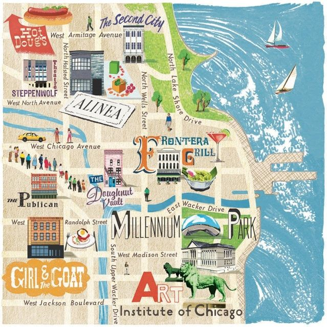 437 best maps images on Pinterest  Illustrated maps Map