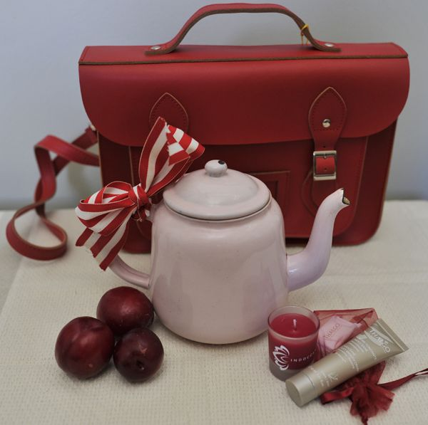 WIN with Thick as Thieves leather satchels