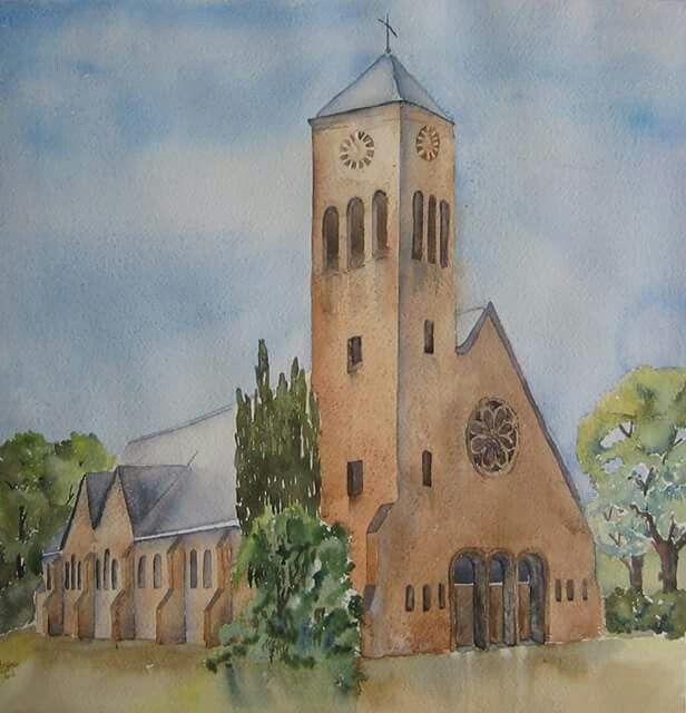 Katholieke kerk te Erica