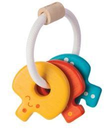 Baby Key Rattle - Plantoys