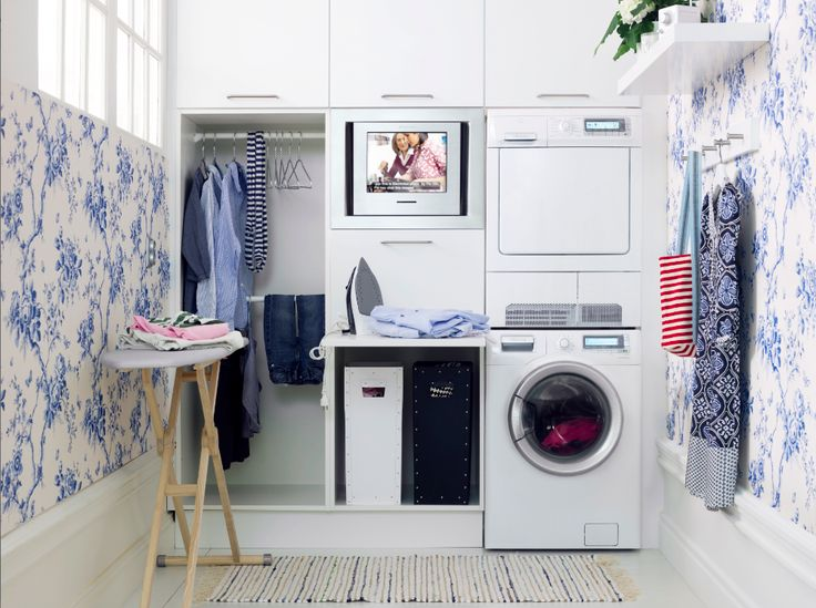 101 Best Laundry Rooms Arenu0027t So Bad Images On Pinterest | Washing  Machines, Home Ideas And Bathrooms