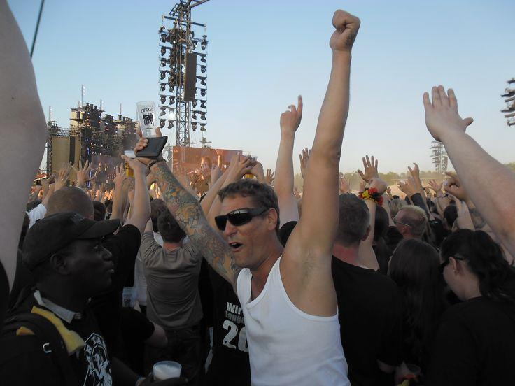 Böhse Onkelz Konzert 2014   Let´z Rock :D