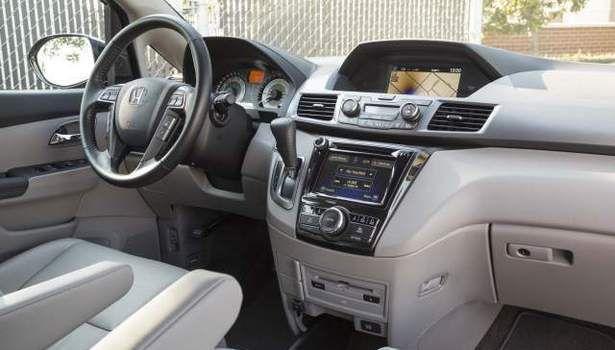 2016 Honda Odyssey - interior