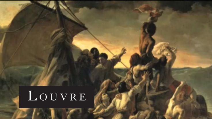 Le Radeau de la Méduse - The Raft of the Medusa - Musée du Louvre