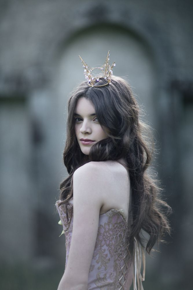 Ireland by EmilySoto   Fairytale Fantasy Photography at: http://www.pinterest.com/oddsouldesigns/fairytale-fantasy/ #princess #crown