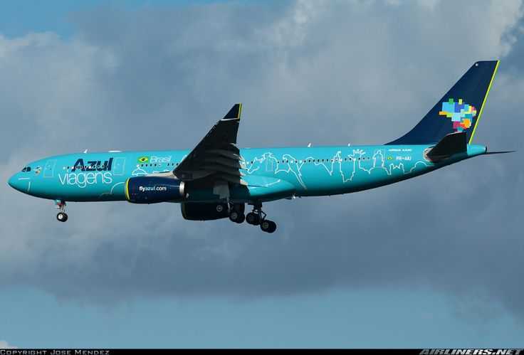 Airbus A330-243 aircraft picture