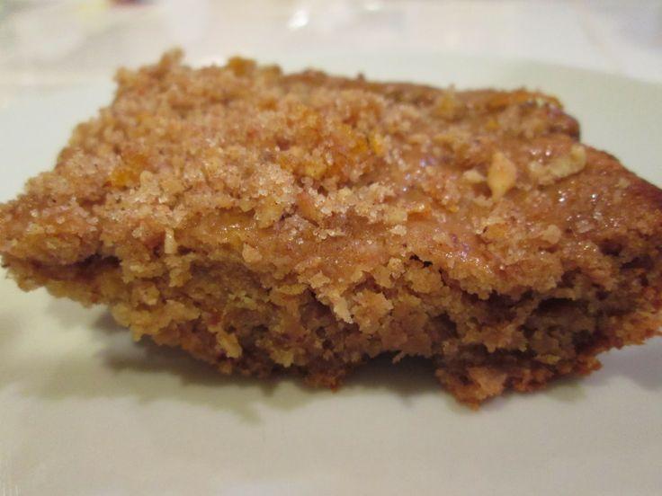 High Jinx and Cravings: Recipe: Orange Kiss-me Cake
