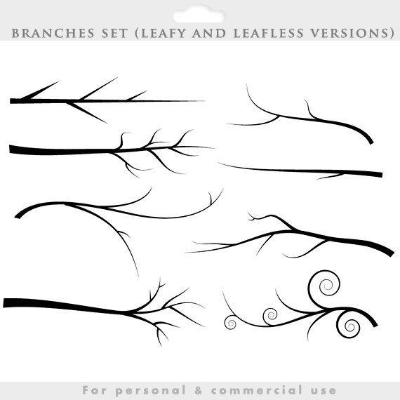 Este paquete de imágenes prediseñadas es para: 1. rama y siluetas de aves. Cada rama viene en un hoja (verano) y una versión sin hojas. (invierno) Lo que usted recibe: • . Los archivos PNG en alta resolución (estos tienen fondos transparentes, invisibles, lo que significa que