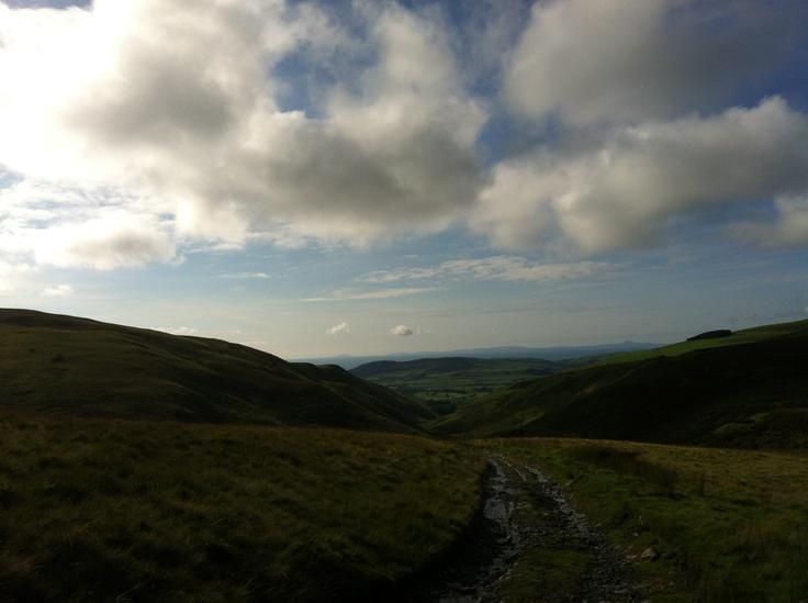Land Journey (North Walk) Day 1
