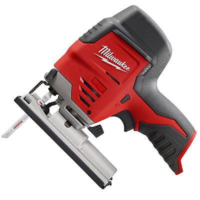 Jig and Scroll Saws 122834: M12 High Performance Jig Saw (Bare Tool) Milwaukee 2445-20 New -> BUY IT NOW ONLY: $99 on eBay!