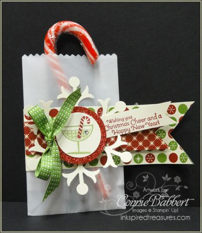 Love this Christmas treat!  InkspiredTreasures.com » Blog Archive » SUOC53 – Happy Hour
