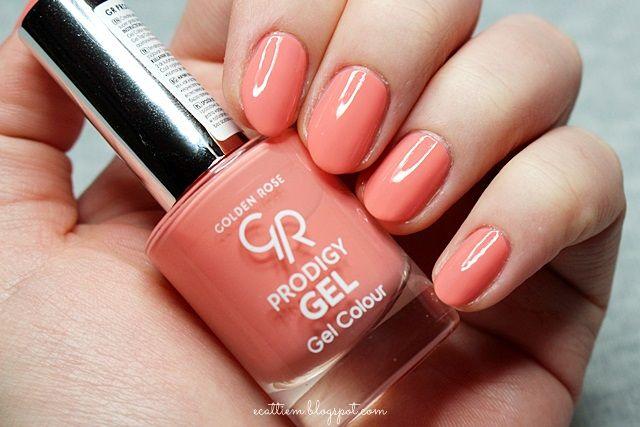 Łososiowy połysk tylko z Prodygy Gel Colour! Cat bloguje prezentuje nr 14: http://goo.gl/T896mi