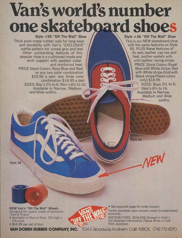 vans style 95