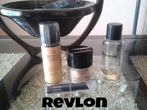 My collection revlon ...