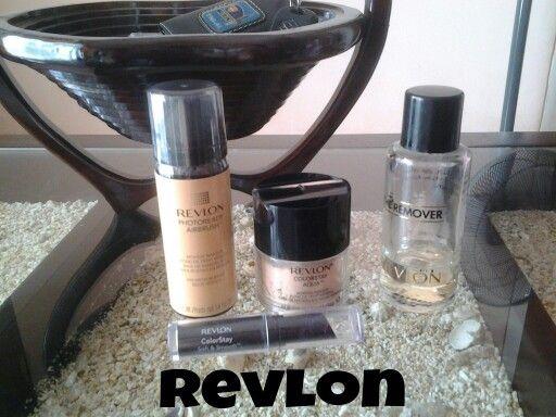My collection revlon ...