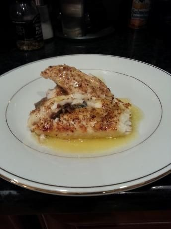 Extremely yummy. Use less lemon, though.-Bonefish Grill Lemon Butter Sauce. Photo by Chef-Hardee