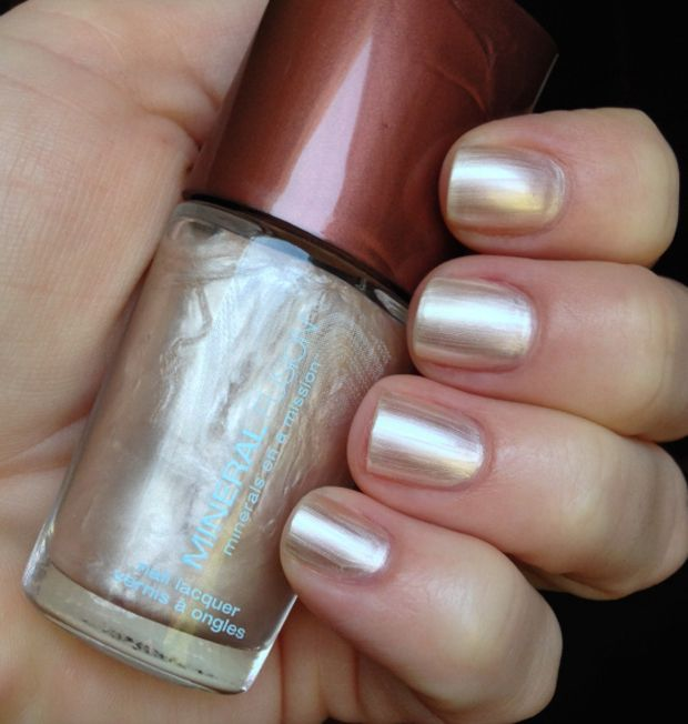 Get Cruelty-Free, Natural Nails Thanks to Mineral Fusion via #mybeautybunny