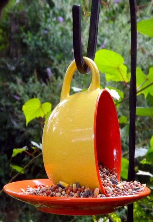 DIY Bird Feeder // So Simple