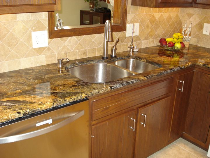 How To Cut The Countertop For A Double Kitchen Sink