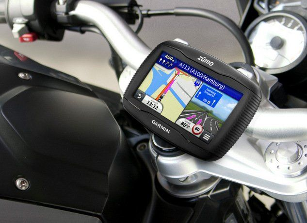 nawigacja GPS motocyklowa #gps