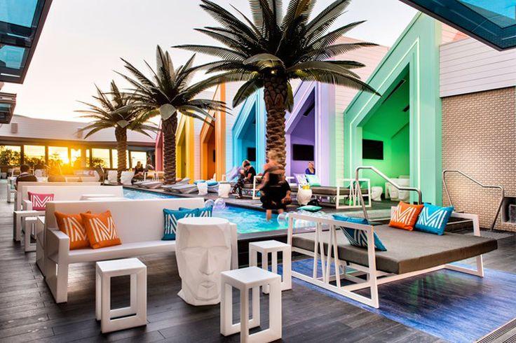 Matisse Beach Club by Oldfield Knott architects, Scarborough   Australia