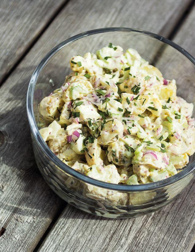 Puur Vandaag | Gezond aan tafel: Aardappelsalade | Puur Vandaag