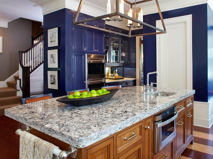 8 Kitchen Trends That Will Last Timeless Kitchen Trends Simple Kitchen Remodel Kitchen Remodel Small Blue Countertops