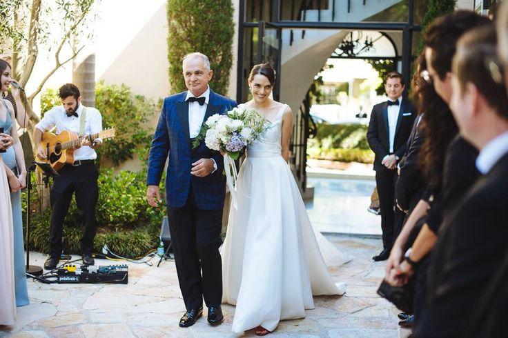LEONIE RUBY - Real Bride Anna