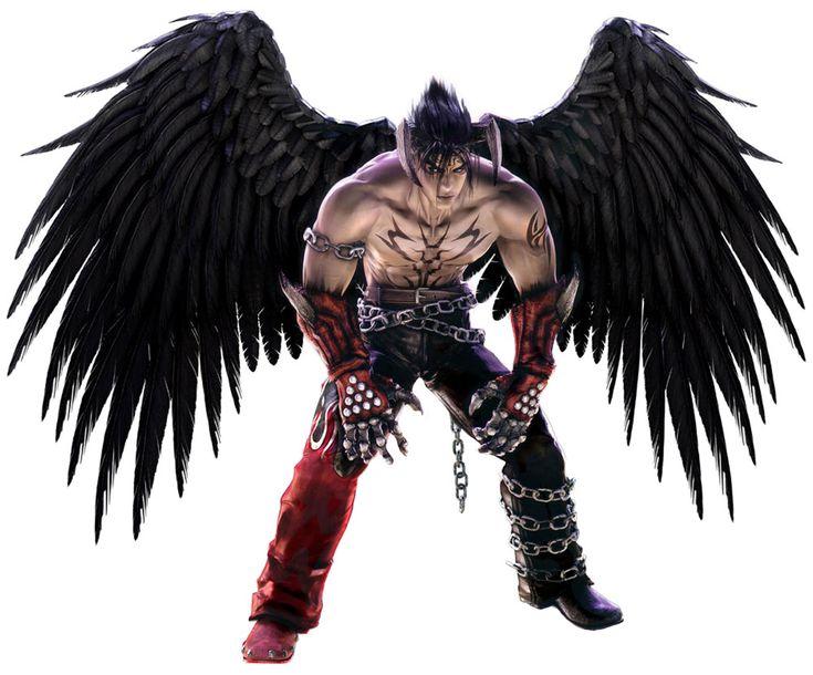 Devil Jin Kazama