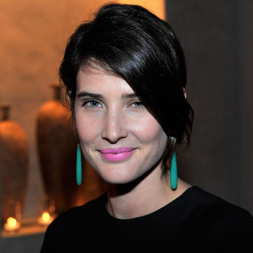 Would You Try Cobie Smulders's Matte Hot Pink Lipstick?