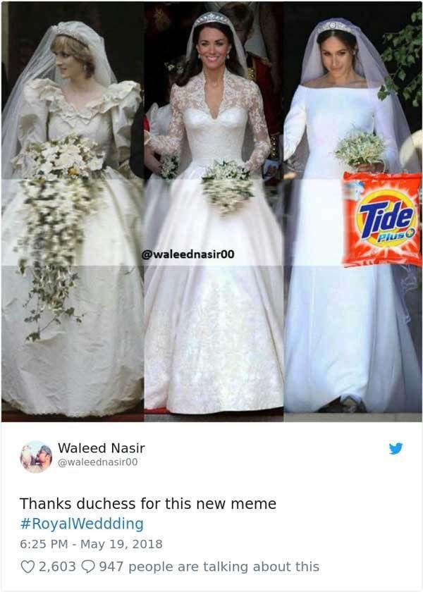 Hysterical Royal Wedding Memes Royalwedding Funnymemes Funnypics Bestfunnypics Princeharryandmeghan R Wedding Meme Very Funny Memes Queen Elizabeth Memes
