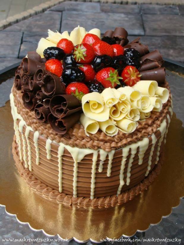 opäť raz klasika , čokoládové torty torty | Tortyodmamy.sk