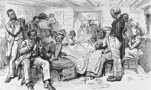"""african american culture in 1860 And slavery spread because enslaved african americans were forced to migrate historian steven deyle estimates """"that between 1820 and 1860 at least 875,000 american slaves were forcibly removed from the upper south to the lower south """" a minority of that migration happened because white planters."""